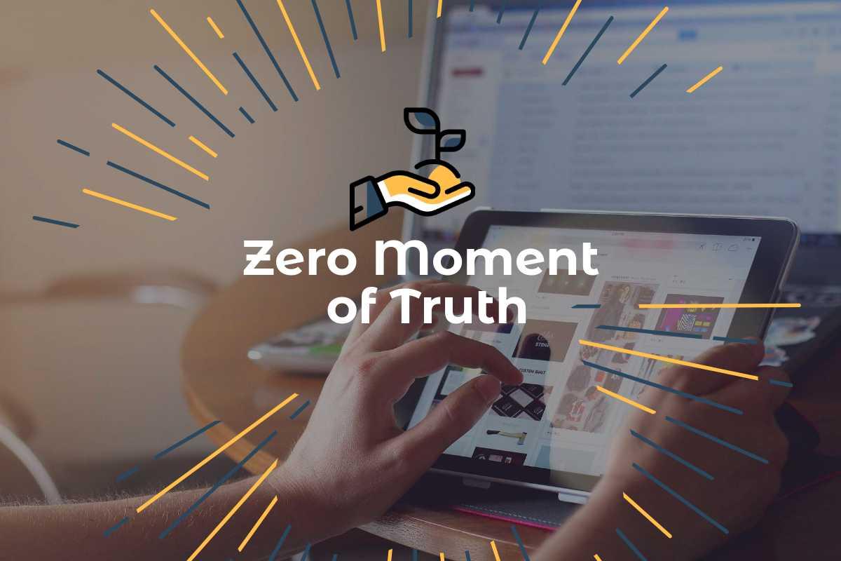 ZMOT: Cos'è lo Zero Moment of Truth?