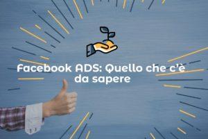 guida a facebook ads